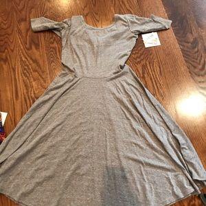 LuLaRoe Nicole dress. Size M
